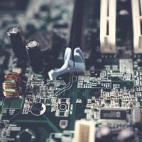 tilt-shift-photography-of-motherboard - deyco consulting