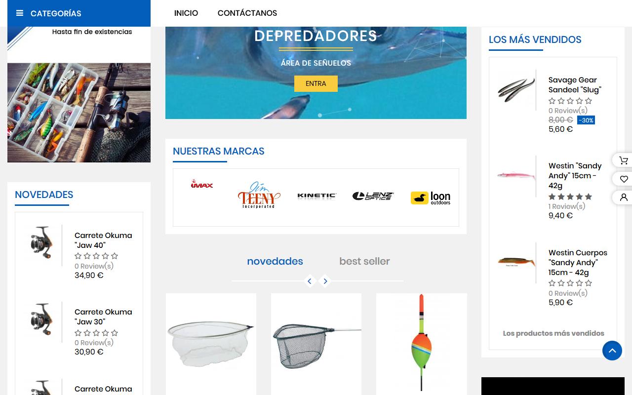 PescaOcio - deyco consulting